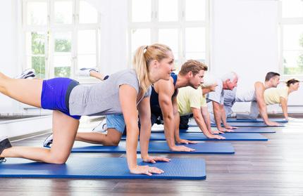 ćwiczenia podczas diety